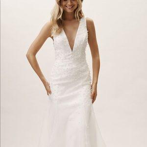 BHLDN Jenny Yoo Maynard Wedding Gown